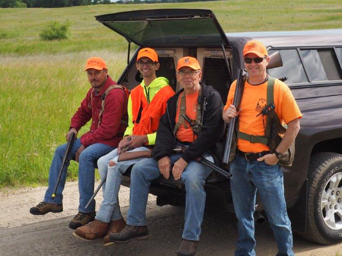 Save the Date!  40th Annual Pheasant Championship!